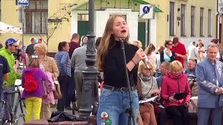 Таланты нашей улицы! Летняя подборка! Street! Music! Song!