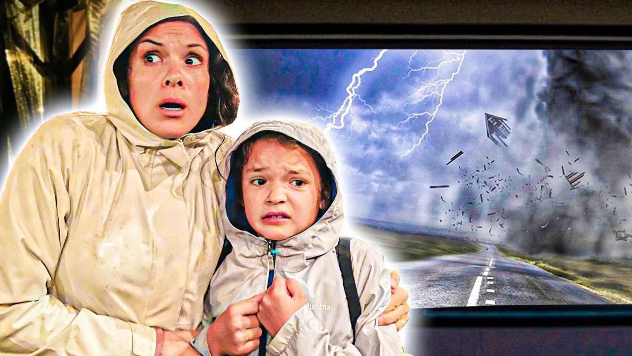 Download Caught In a Tornado Storm! 168 Hours in our RV!