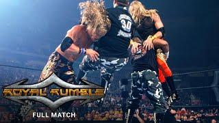 FULL MATCH - Edge and Christian vs. Dudley Boyz – World Tag Team Titles Match: Royal Rumble 2001