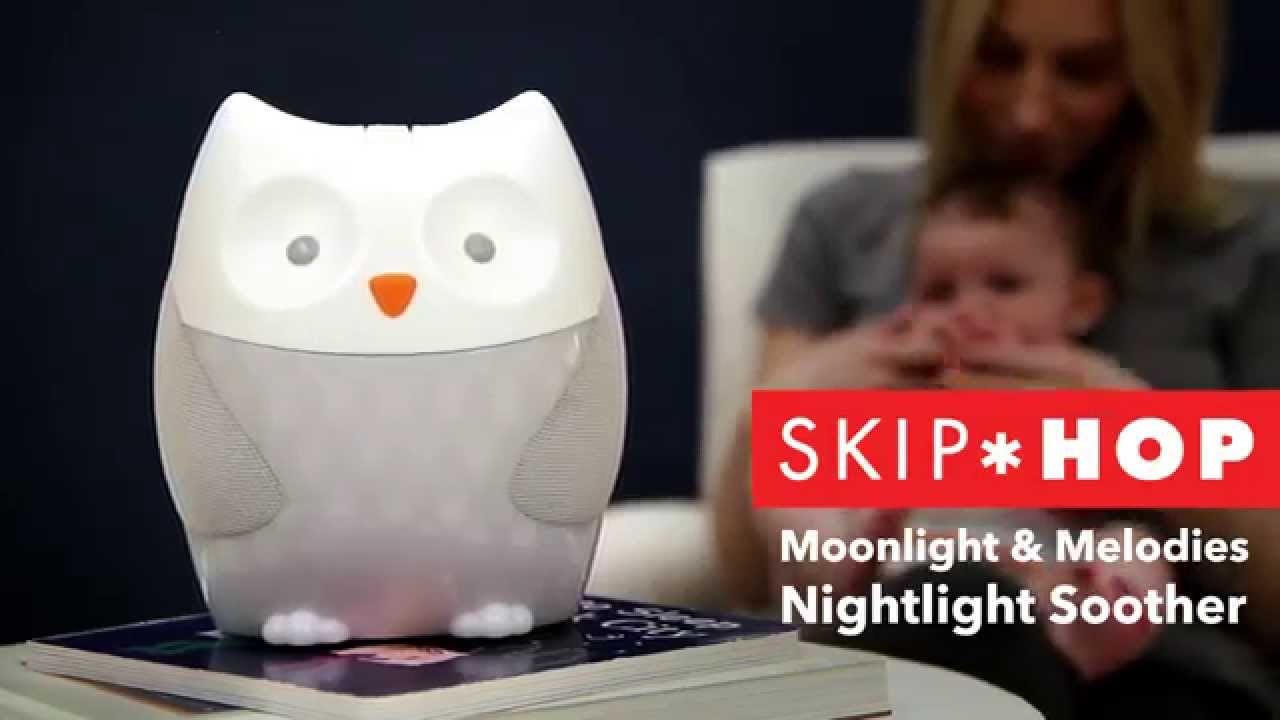 Skip Hop Moonlight Amp Melodies Nightlight Soother Youtube