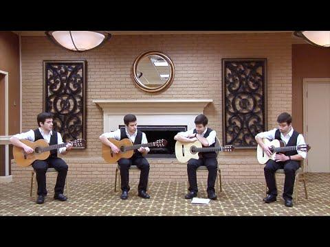 GuitarWar: Barber of Seville vs Kiss  Vince Carrola