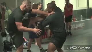 Alistair Overeem vs Cain Velasquez