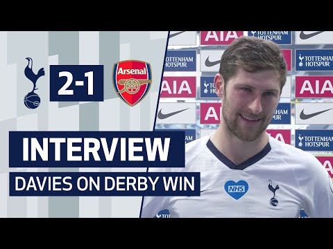 INTERVIEW | Ben Davies on Arsenal Win