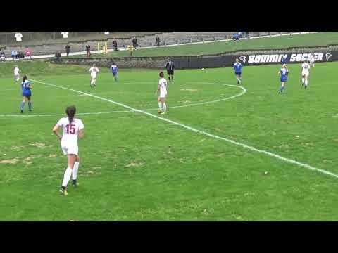 4/23/18 Ladue vs. Fort Zumwalt South Girls Soccer L 1-2