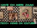 Haye Oh Meri Jaan Na Ho Pareshaan | Millind Gaba | Speed Records