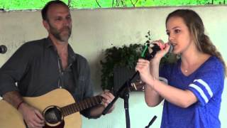 Nathan Hamilton with his daughter ~Exception is You~ LIVE IN AUSTIN TEXAS at Maria's TacoXpress