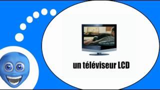 Французского видео урок = Видео техника