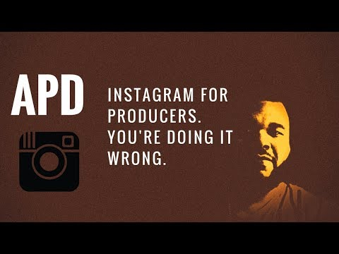 Audio Producer Discussion | Instagram For Producers | Major