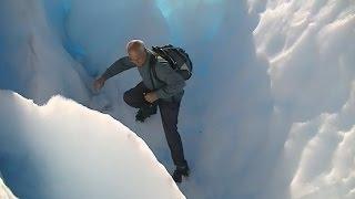 Caminata en el Glaciar Perito Moreno----Caminhada na Geleira Perito Moreno