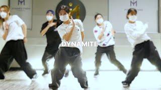 방탄소년단(BTS) - Dynamite / HANBI choreography / iM Dance Studio…