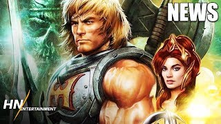 Masters of the Universe Netflix Series Announced from Castlevania Team