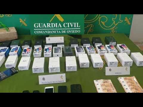 Detenidos en Rábade los tres miembros de una banda dedicada a asaltar tiendas