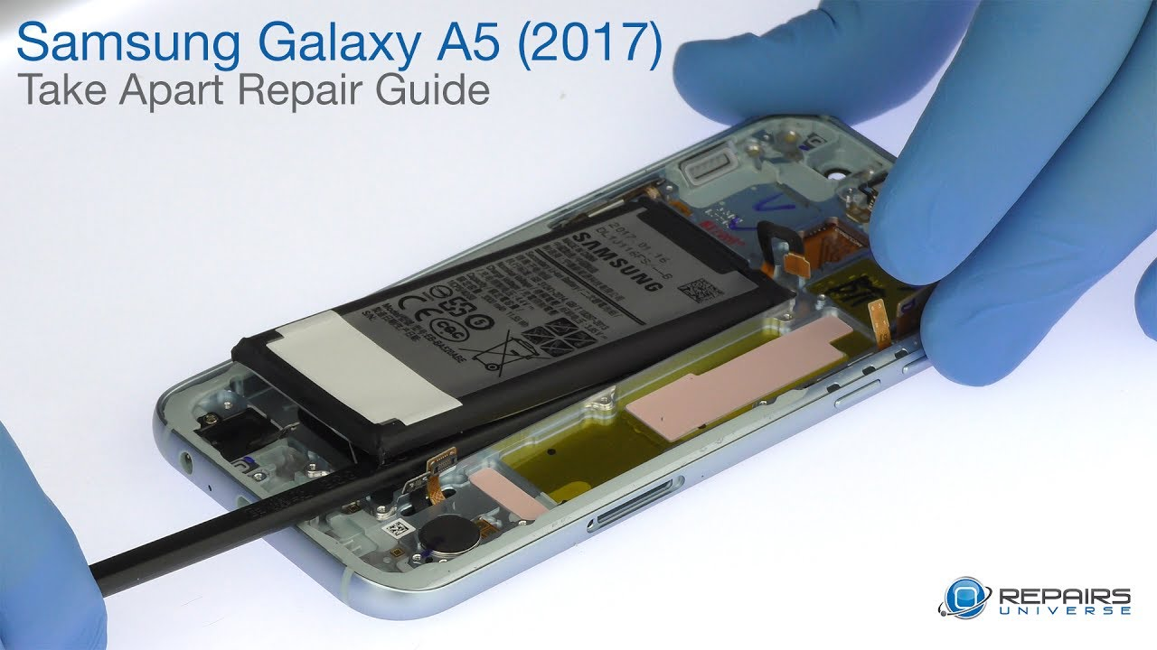 Samsung Galaxy A5 (2017) Take Apart Repair Guide - RepairsUniverse