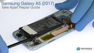 Samsung Galaxy A5 (2017) Take Apart Repair Guide - RepairsUniverse