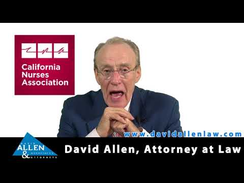 David Allen Legal Tuesday: Hospital Attempts to Forbid Use of All Pins and Badges by Employees