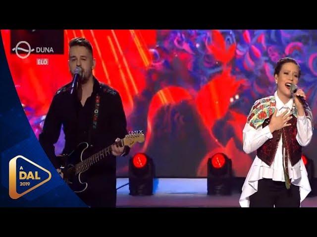 Antal Tímea feat. Demko Gergő: Kedves Világ! (A Dal 2019 első válogató)