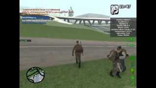 EP.3 GTA SAN DAYZ#สำรวจพื้นที่สนาบบินเมืองSF