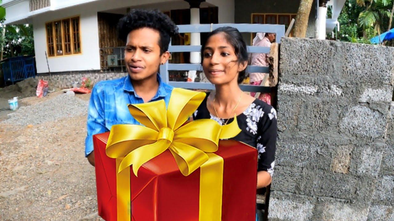 ഞങ്ങളുടെ 1st wedding anniversary gift 🥰ഒട്ടും പ്രതീഷിക്കാതെ ആദ്യത്തെ gift.... 🥳