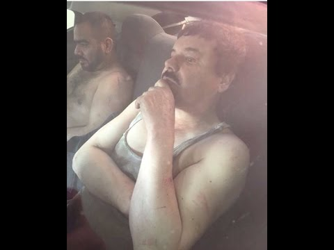 El Chapo Captured Again by Mexican Authorities. They are Contemplating Extradition to the US.