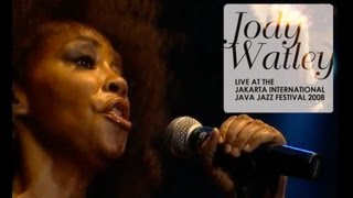 """Jody Watley """"Looking for a New Love"""" Live At Java Jazz Festival 2008"""