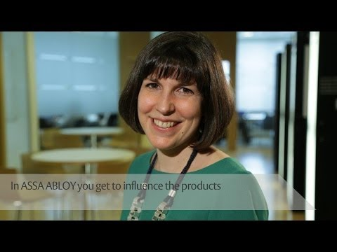 ASSA ABLOY Careers: Kate Clark, Business Manager Yale Scandinavia