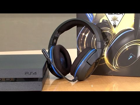 Unboxing The Stealth 400 Wireless Stereo Headset For PS4