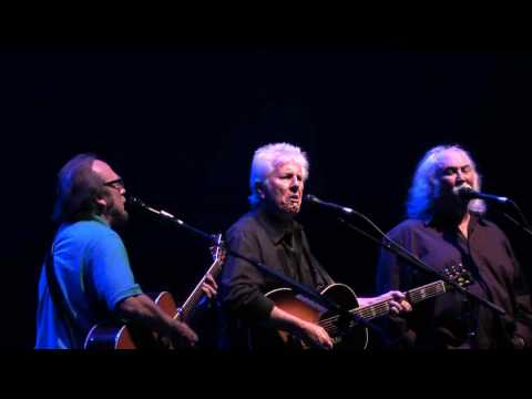 Crosby Stills & Nash - Norwegian Wood, Albert Hall, 030710 (Beatles cover)