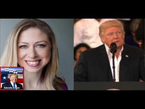 Juanita Broaddrick Responds to Chelsea Clinton's Twitter Trump Attack