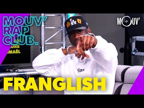 Youtube: FRANGLISH:«Dans tous les cas, je vise le monde»
