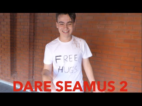DARE SEAMUS #2 - HE POURED COFFEE ON ME!