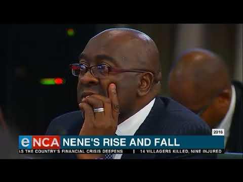 Nhlanhla Nene's rise and fall