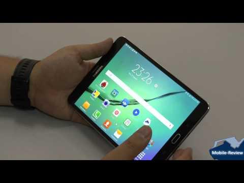 Видеообзор Samsung Galaxy Tab S2 8