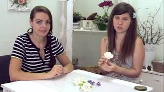 видео Свадебные Украшения Для Волос и Цветы Для Прически Невесты