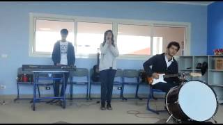 IGians Got Talent (Futures British School) (Karim Azmy, Israa Mohammed, Faris Hamdan)