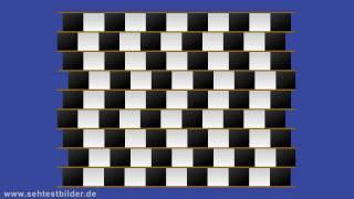 optische t uschungen und illusionen youtube. Black Bedroom Furniture Sets. Home Design Ideas