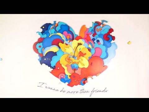 Jason Mraz - More Than Friends (feat. Meghan Trainor) [Official Lyric Video]