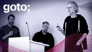 GOTO 2018 • How to Build a Consultancy People Enjoy Working for • Uwe, Stefan & Erik