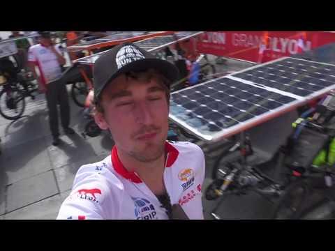 SOLAR POWERED BIKES riding to China! The Sun Trip 2018!