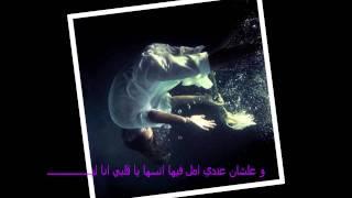 تامر عاشور كلموها عني with lyrics