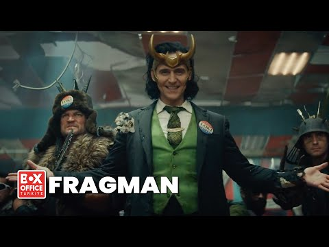 Loki (Disney+) | Altyazılı Fragman