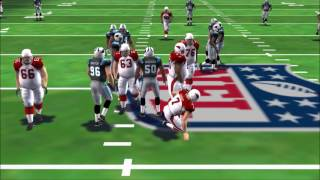Madden NFL 11 PSP Gameplay HD