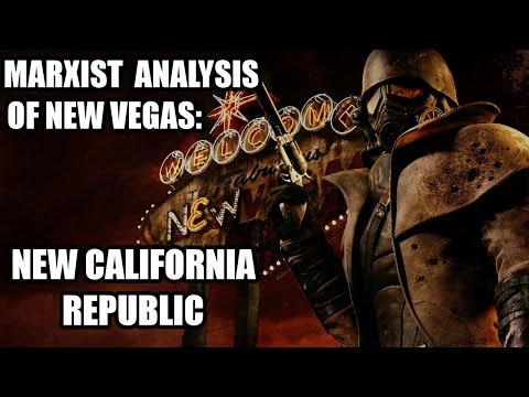 A Marxist Analysis of New Vegas: New California Republic