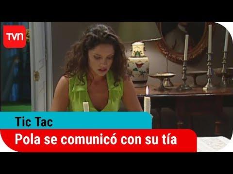 Pola se comunicó con su tía | Tic Tac - T1E86
