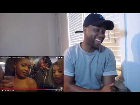 Giggs - Linguo feat. Donae'o (Official Video) Reaction