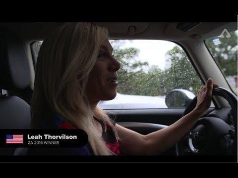 Canyon//SRAM Women's Zwift Academy - Leah Thorvilson prepares for La Course  by Le Tour de France