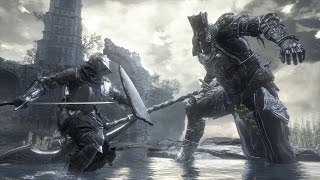 Dark Souls 3: Champion Gundyr Boss Fight (4K 60fps)
