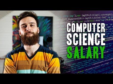 Salary Range as a Computer Science Major