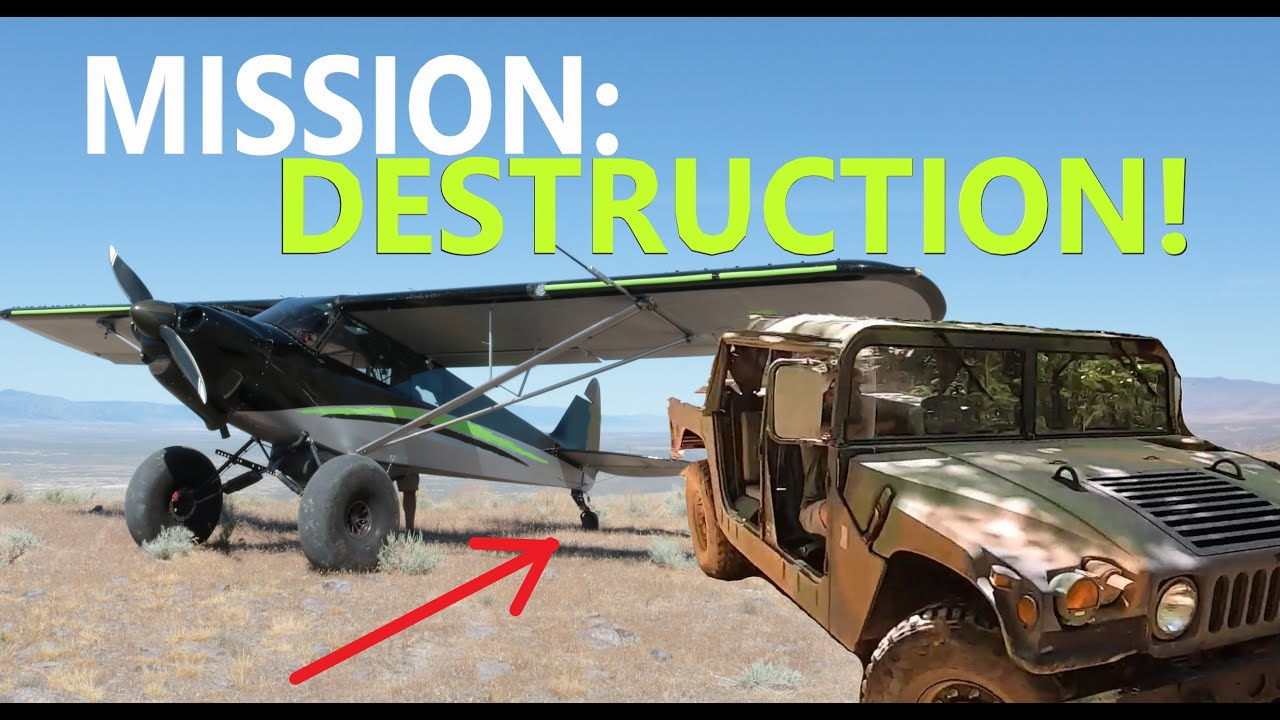 Mission: Tailwheel Destruction! Tailwheel Design - ACME Aero