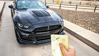 YOU WON'T BELIEVE HOW MUCH MY 2020 SHELBY GT500 REALLY WEIGHS!