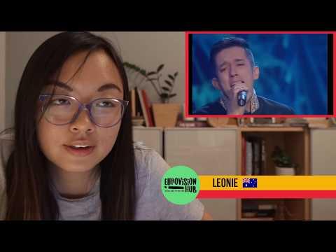 Montenegro | Eurovision 2018 Reaction Video | Vanja Radovanovic - Inje